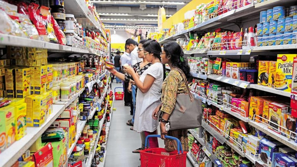 Most indicators show a fall in consumption, a sign that consumers are shy of spending. Take for instance, the fall in car sales, housing sales or even air travel.  (Photo: Mint)