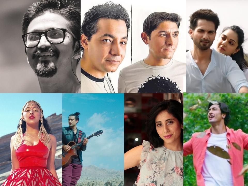 Musicians from across the country pick their favourite songs released this year.