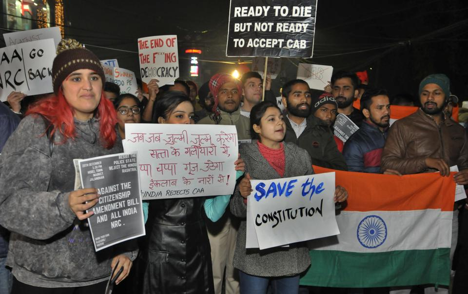 Modi should recognise the rising tide of discontent among the young on the party's divisive policy prescriptions, and the arrogance of university administrations, as a reason for the protests