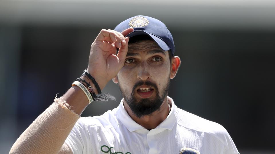 File image of India cricketer Ishant Sharma.