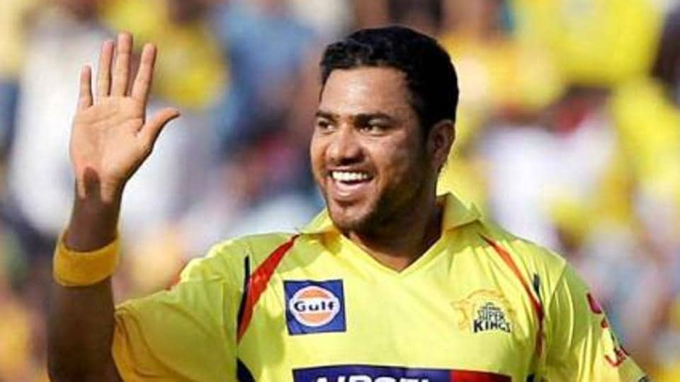 File image of CSK spinner Shadab Jakati