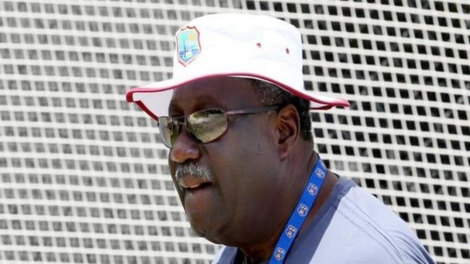 Former West Indies captain Clive Llyod