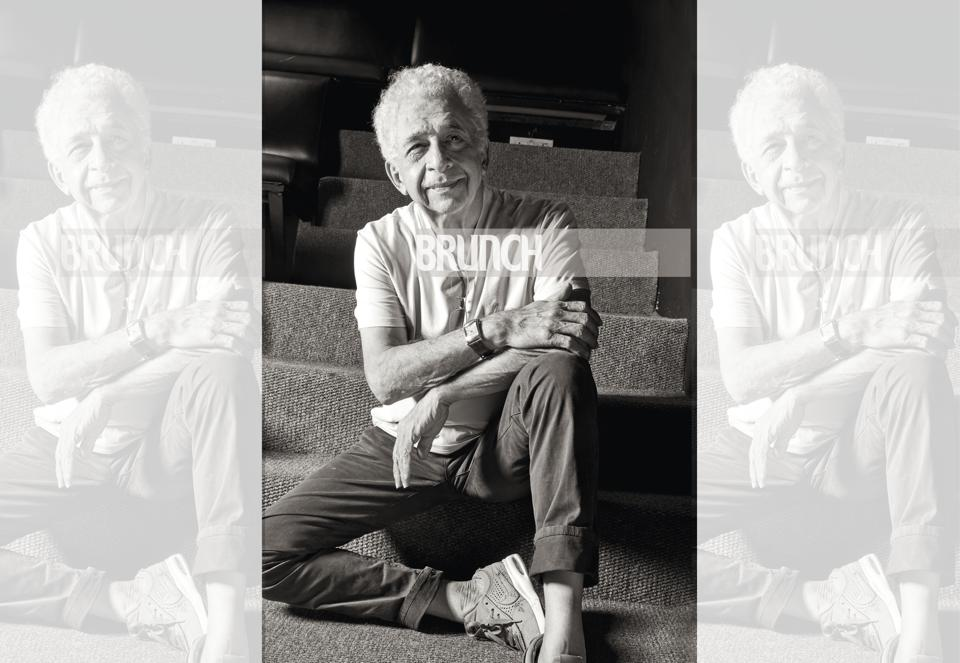 Naseeruddin Shah recently staged reading performances of the works of Saadat Hasan Manto and Ismat Chughtai; location courtesy: Prithvi Theatre