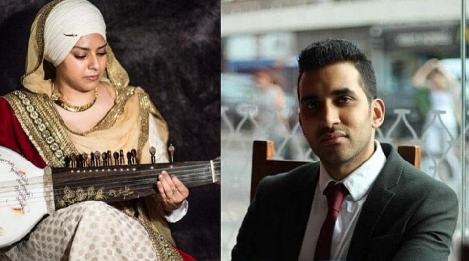 Jasvir Kaur Rababan (left) and Harpreet Singh Virdee (right), who are among 'extraordinary' Indian-origin people named in the New Year Honours List 2020.