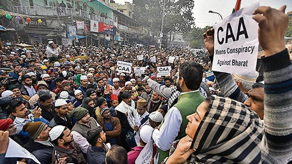 In Uttar Pradesh, where at least 21 people died during violent protests on December 20 and in the following days, a dense security cover was clamped on sensitive areas to deter potential troublemakers.
