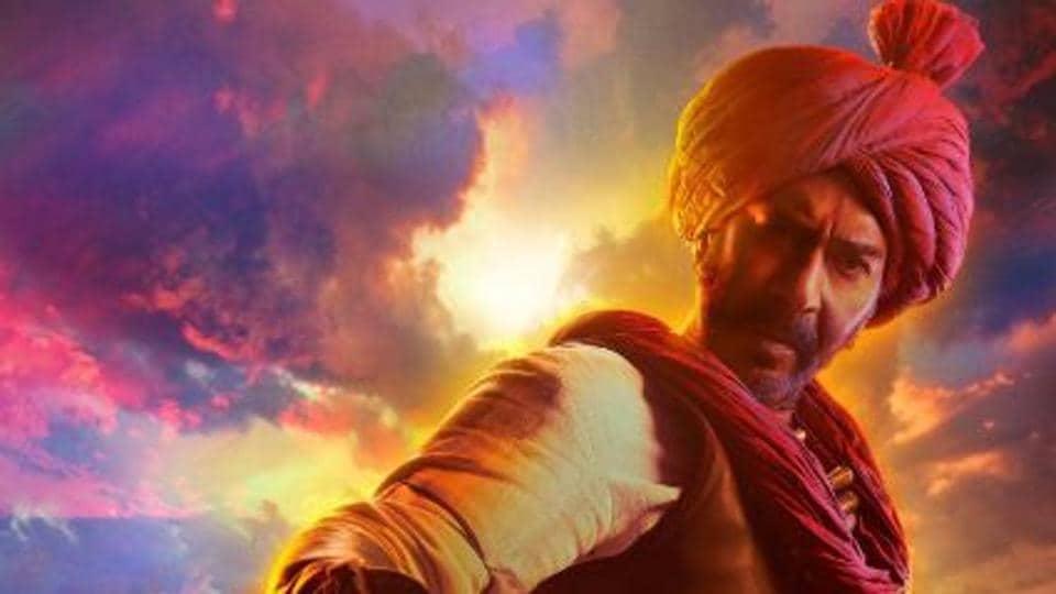 Tanhaji: The Unsung warrior is the untold story of Maratha warrior Tanhaji Malusare, who worked under ChatrapatiShivaji.