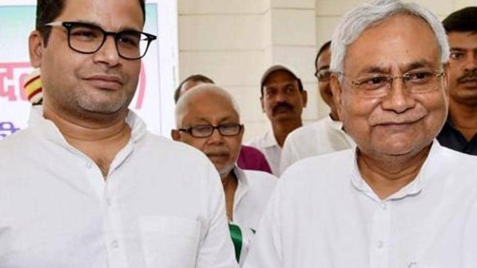 Kishor created ripples in Bihar politics by demanding larger seat share for the JD(U) in assembly elections next year.