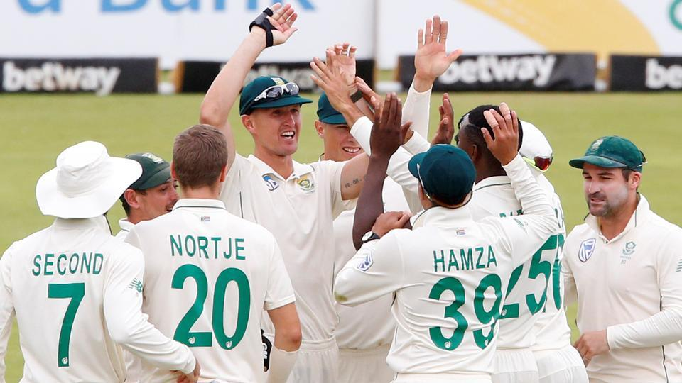 South Africa vs England 1st Test Day 4 at Centurion highlights