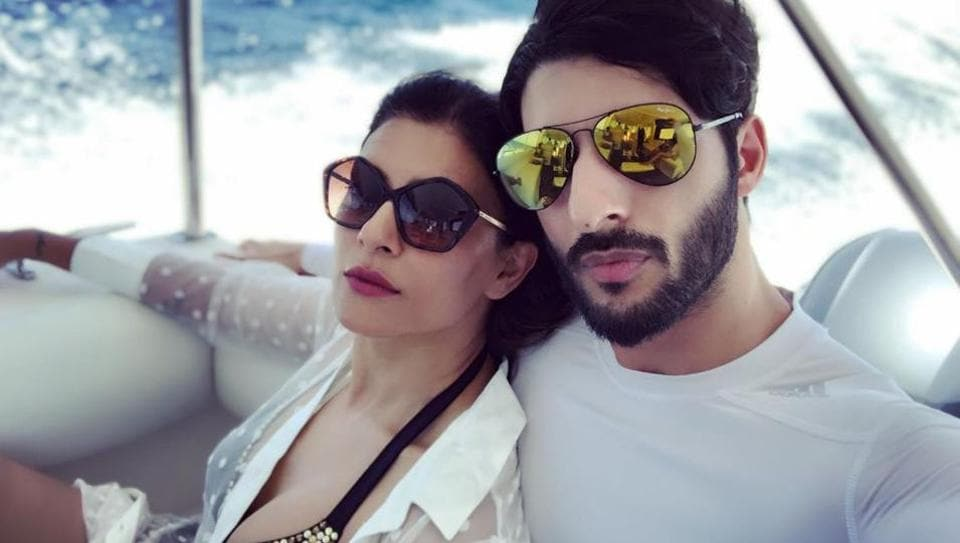 Sushmita Sen and Rohman Shawl have been dating for more than a year now.