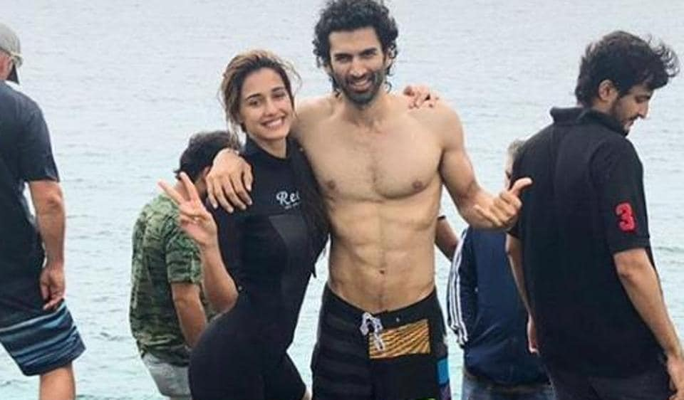 Malang Disha Patani Aditya Roy Kapur Trained In Goa For Two Days Before Shooting An Underwater Kissing Sequence Bollywood Hindustan Times