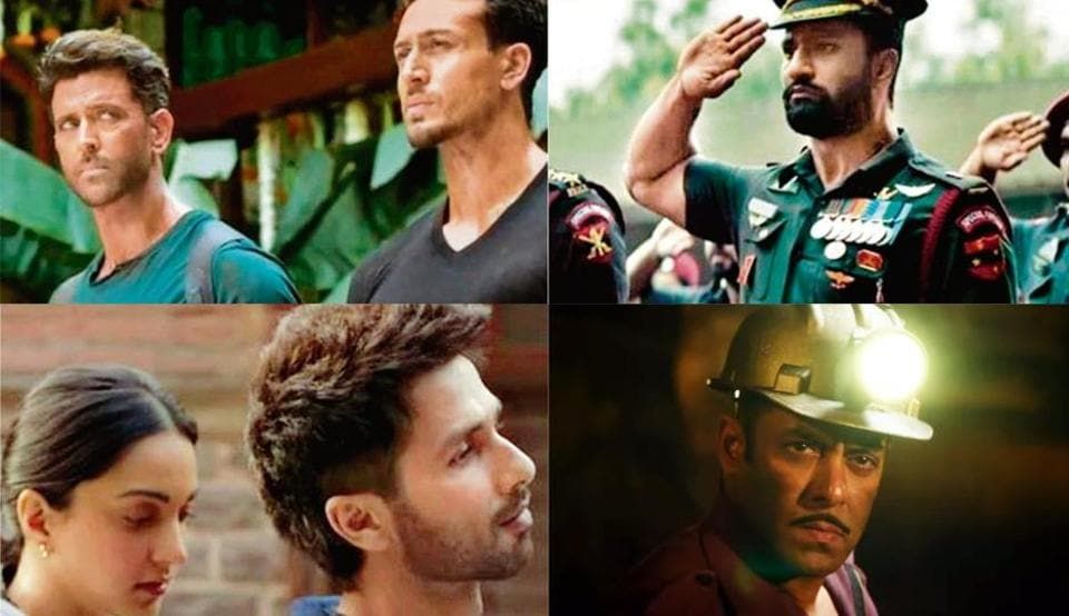 Box office report card 2019: Hrithik Roshan's War is highest grossing film, Uri The Surgical Strike...