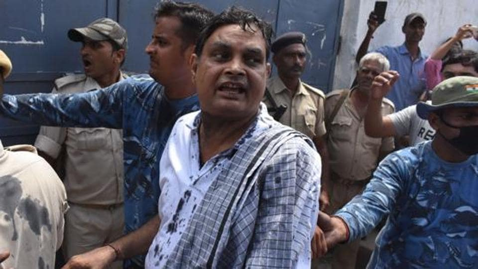 An official familiar with the development said on condition of anonymity the FCRA licence of Sewa Sankalp Evam Vikash Samiti, which was run by Brajesh Thakur, the main accused in the Muzaffarpur sexual abuse case, has been under probe  since last year.