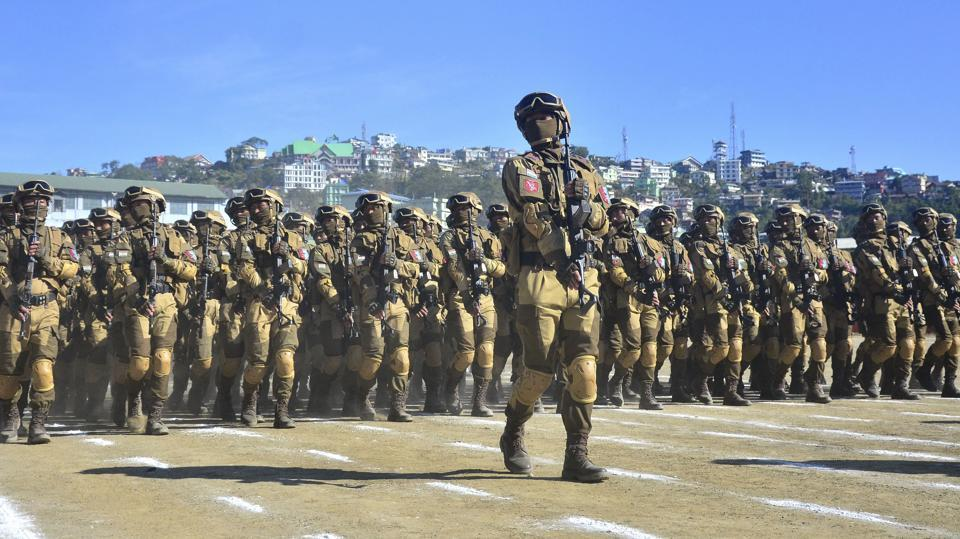 """The ministry of home affairs declared on Monday the entire state of Nagaland a """"disturbed area"""" for six more months."""
