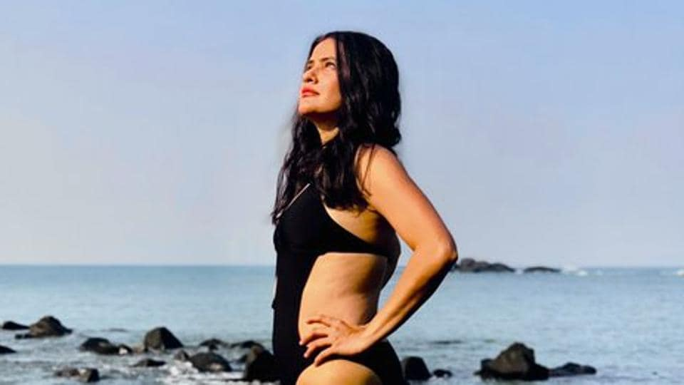 Sona Mohapatra has hit out at the people who criticised her for her swimsuit photos.
