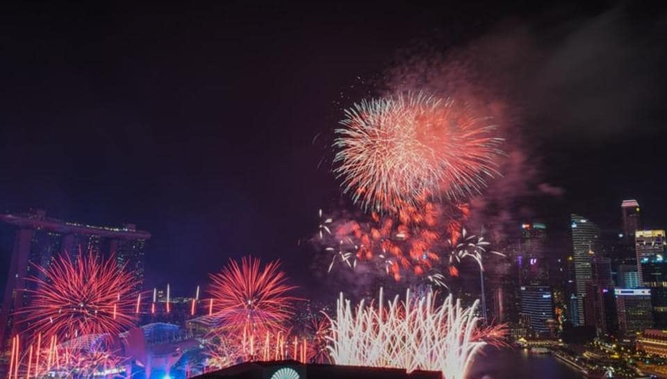 Hong Kong will usher in 2020 with a light extravaganza created by an enhanced A Symphony of Lights featuring lasers, searchlights, pyrotechnics and other lighting effects.