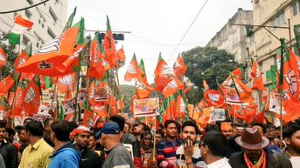 The overwhelming consensus, thus, was that Modi may return to power, but with depleted numbers. (Photo @BJP4India)