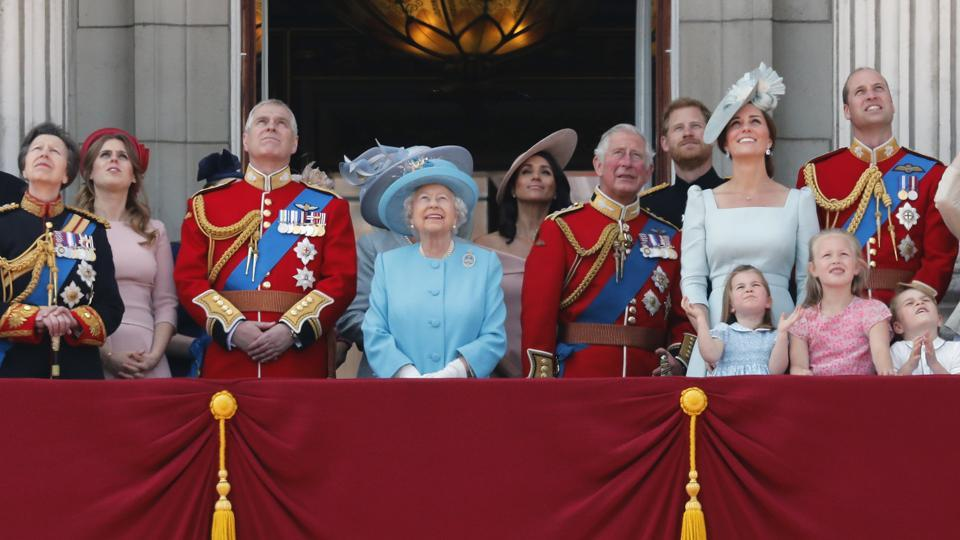 The figures were compiled and published on 30th December by Britain's Press Association. Details of the monarchy's official engagements are recorded in the Court Circular.