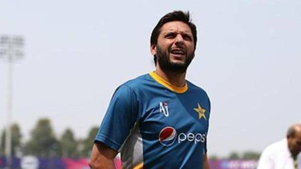 File image of Shahid Afridi