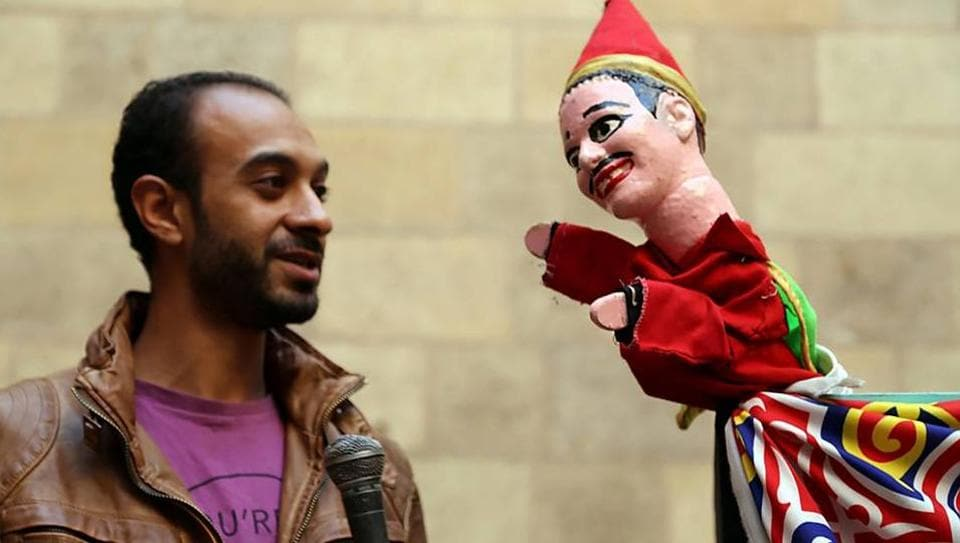 This is how Aragoz and other folk puppets are keeping heritage of Egyptian satire alive.