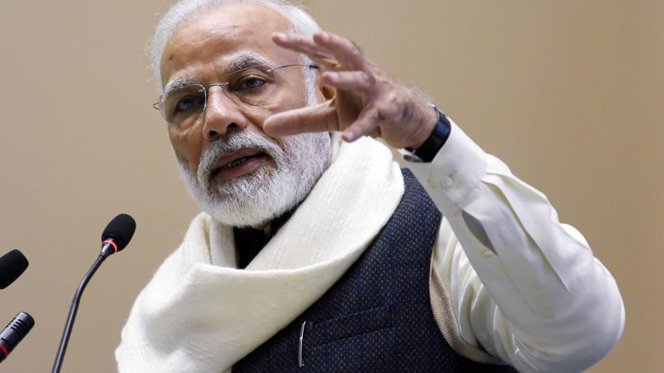 Prime Minister Narendra Modi is going to Karnataka for a two-day visit beginning Thursday.
