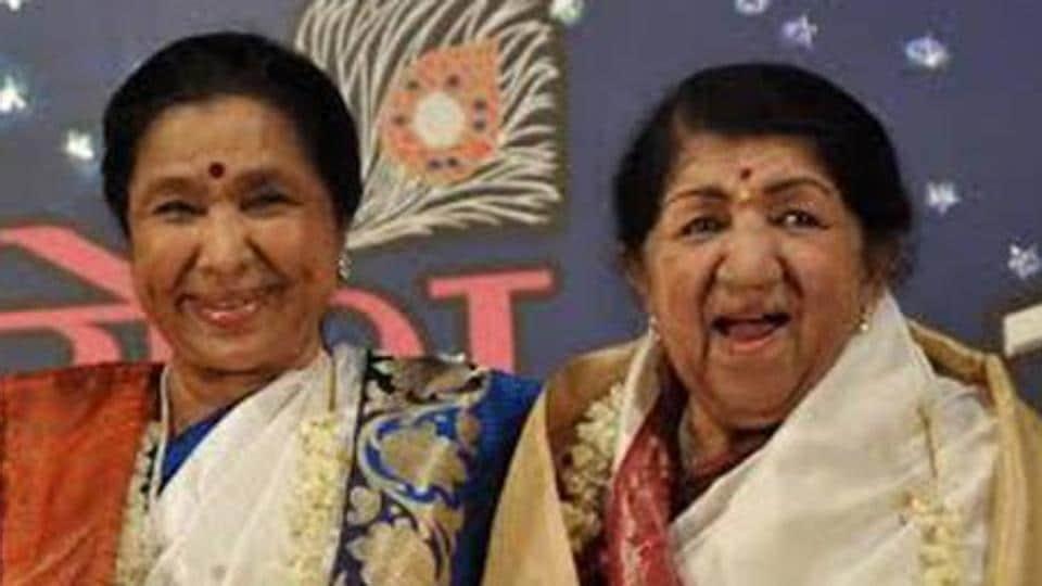 Lata Mangeshkar was recently hospitalised.