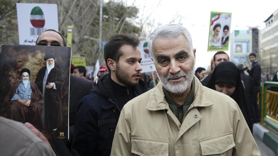 "Top Iranian commander Qasem Soleimani was killed in a US strike that targeted their car on the Baghdad International Airport road,"" thethe Hashed announced in a statement on Friday."