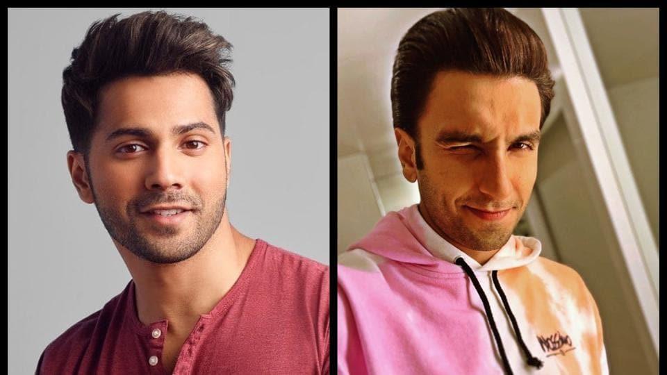 Varun Dhawan finds the meme comparing him to Ranveer Singh hilarious.