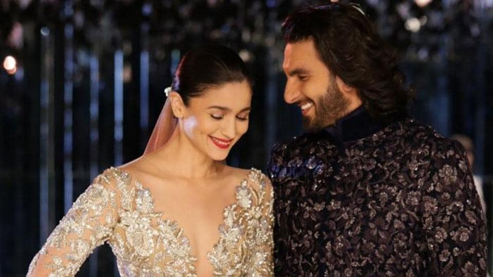 Alia Bhatt and Ranveer Singh will be seen together in Takht.