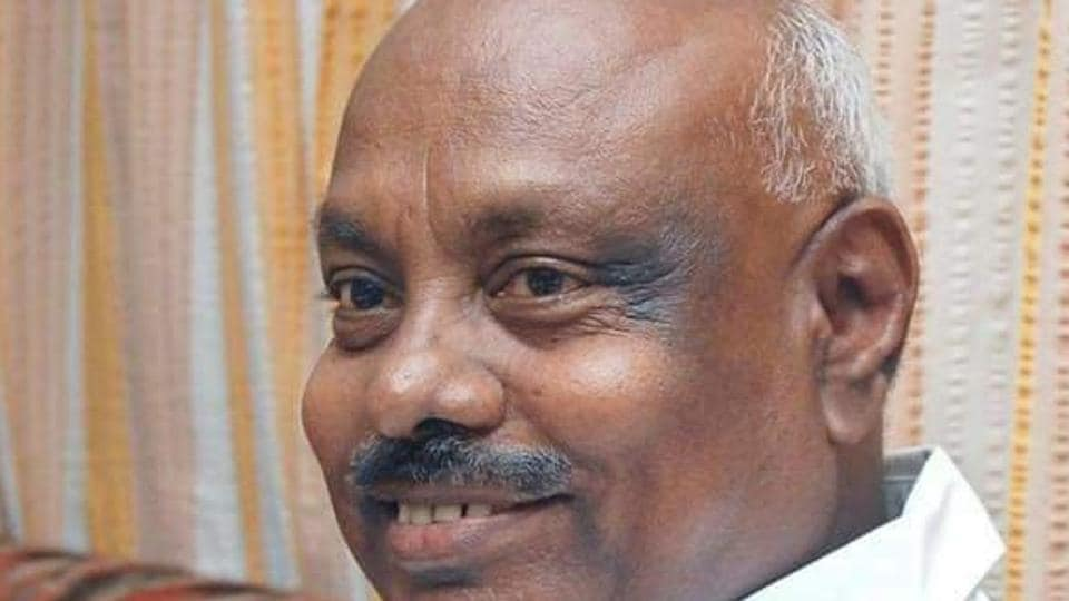 PHPandian died in Chennai. He was a former speaker of the Tamil Nadu Legislative Assembly.