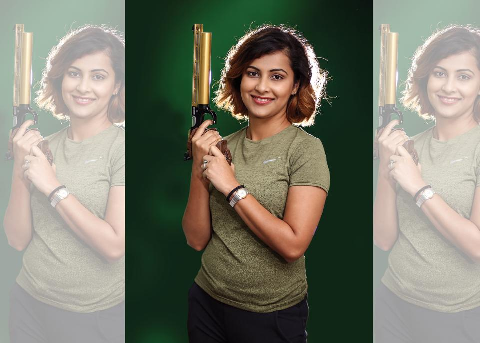 """Personal Agenda with Heena Sidhu: """"One myth about shooters is that we don't need to go to the gym and..."""