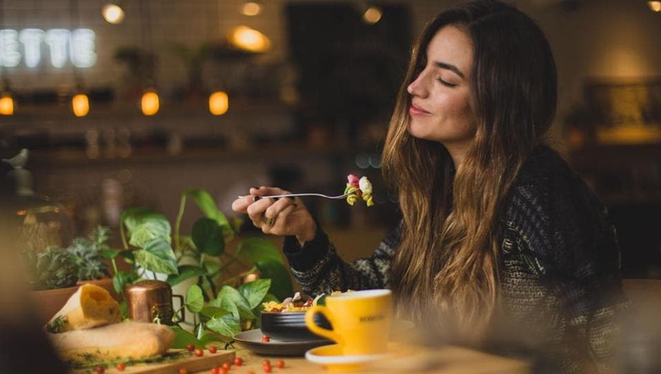 Food habits affect one's mental health, states a recent study.