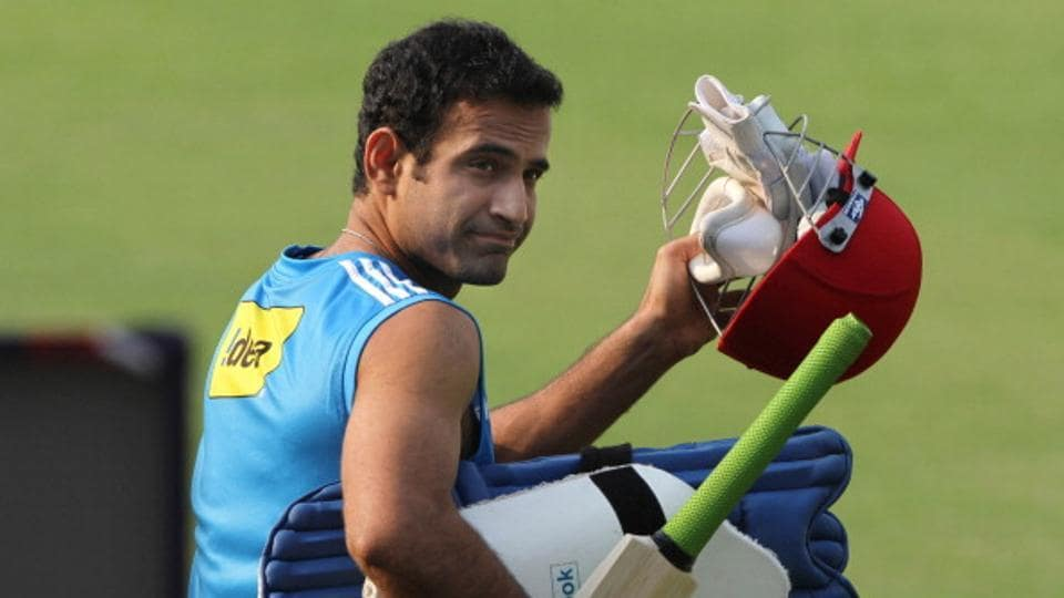 File image of former India cricketer Irfan Pathan.