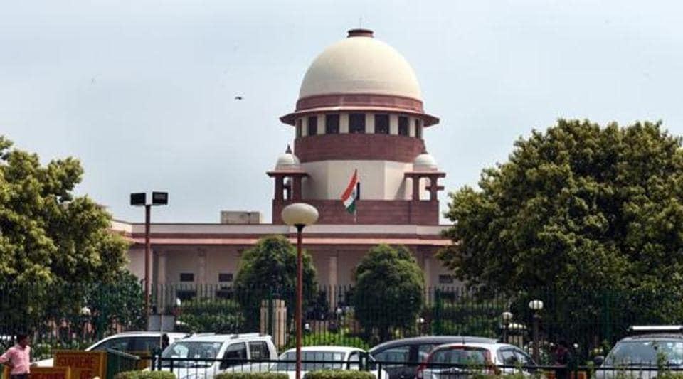 Supreme Court in NewDelhi