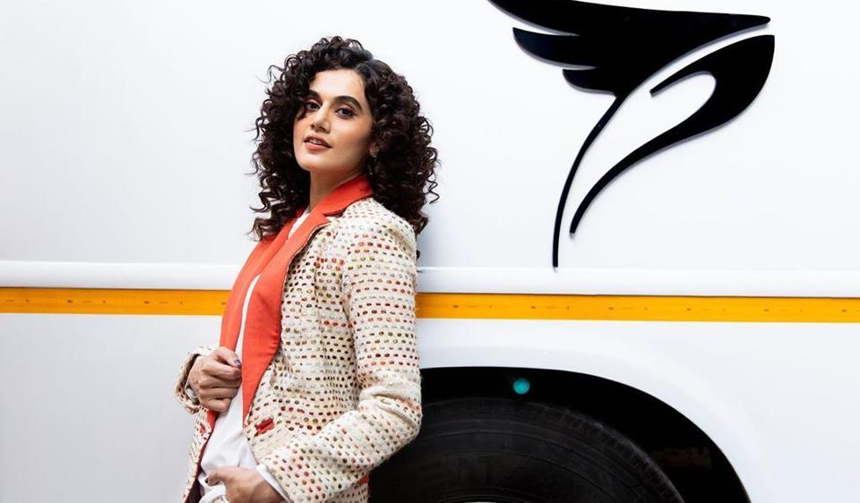 Taapsee Pannu knows how to shut trolls down.