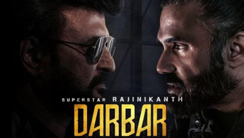Darbar stars Rajinikanth and Suniel Shetty in lead roles.