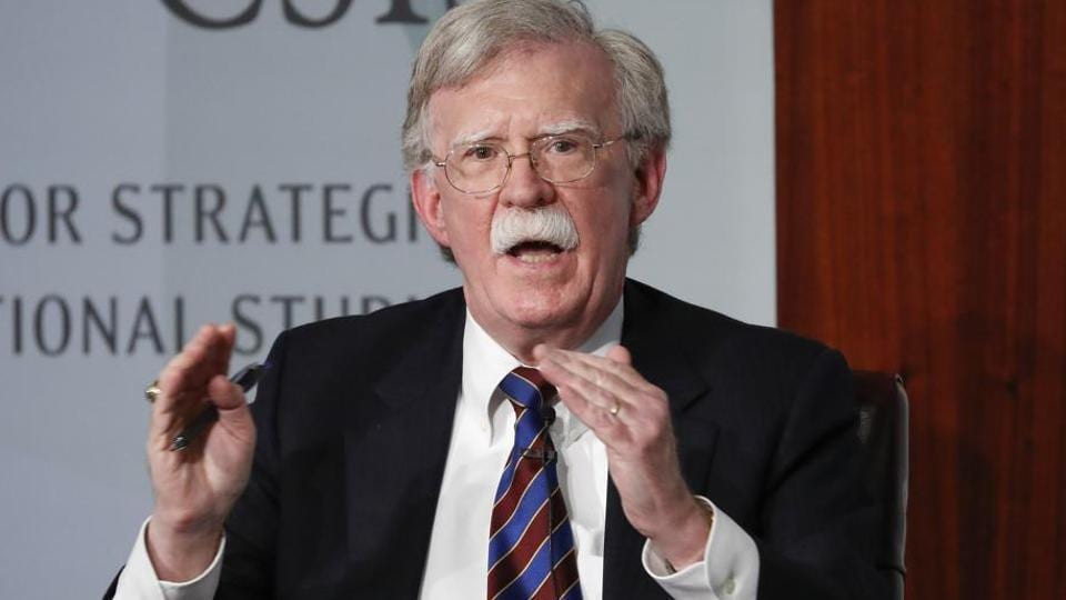 Bolton's offer may not find any takers in the Senate, which is controlled by Republicans, who are standing with the president.