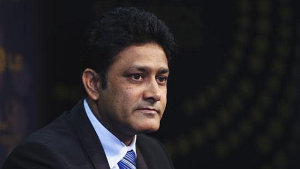 Anil Kumble heads the cricket committee of the sport's governing body
