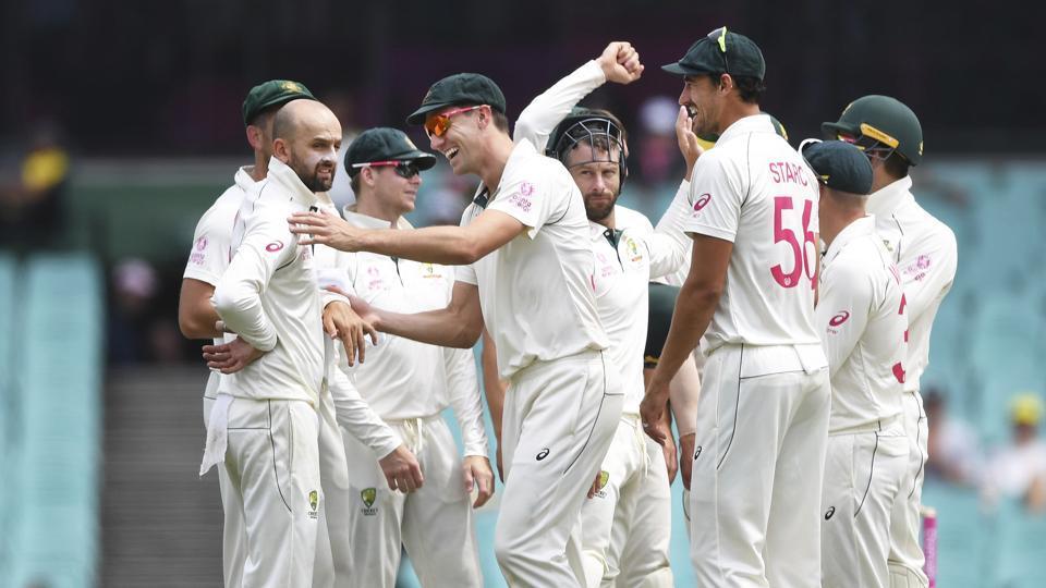 Australia beat New Zealand by 257 runs