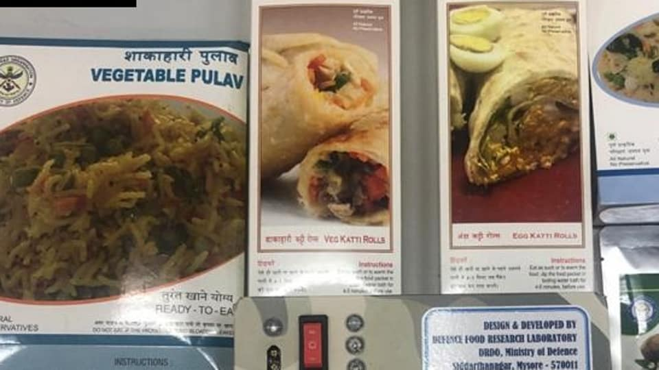 The menu for the astronauts who will travel on Gaganyaan has been developoed by Mysuru-based Defence Food Research Laboratory.