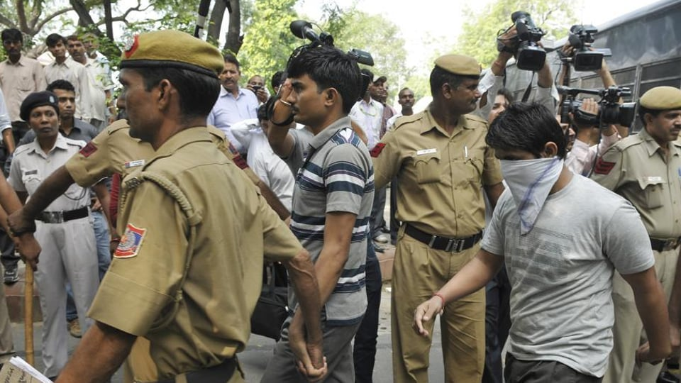 After the December hearing, jail authorities had issued a notice to the convicts on December 18 - Akshay, Vinay, Pawan and Mukesh - who are on the death row for gang-rape.