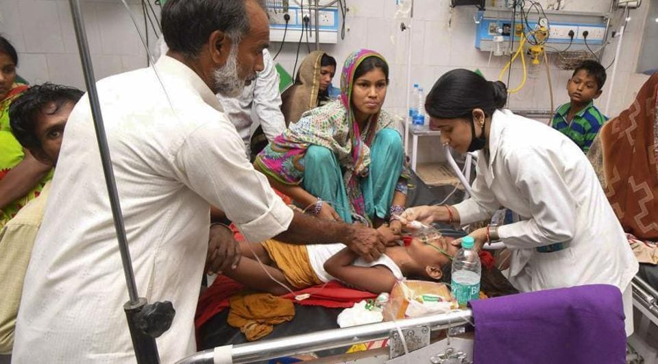 The AES killed over 150 children in Bihar last year.