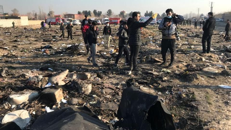Image result for Crashed plane had 82 Iranians, 63 Canadians on board: Ukraine Foreign Minister