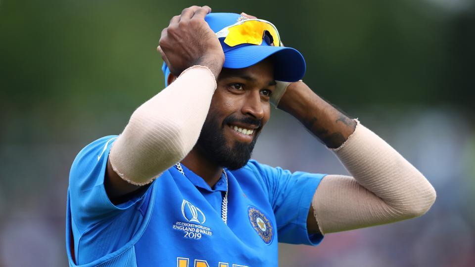 File image of India cricketer Hardik Pandya.