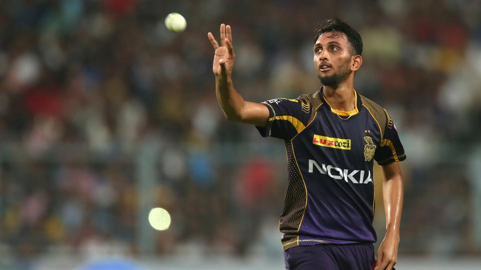 IPL 2021: Kolkata Knight Riders player Prasidh Krishna has become the fourth player from the franchise to test positive for coronavirus.