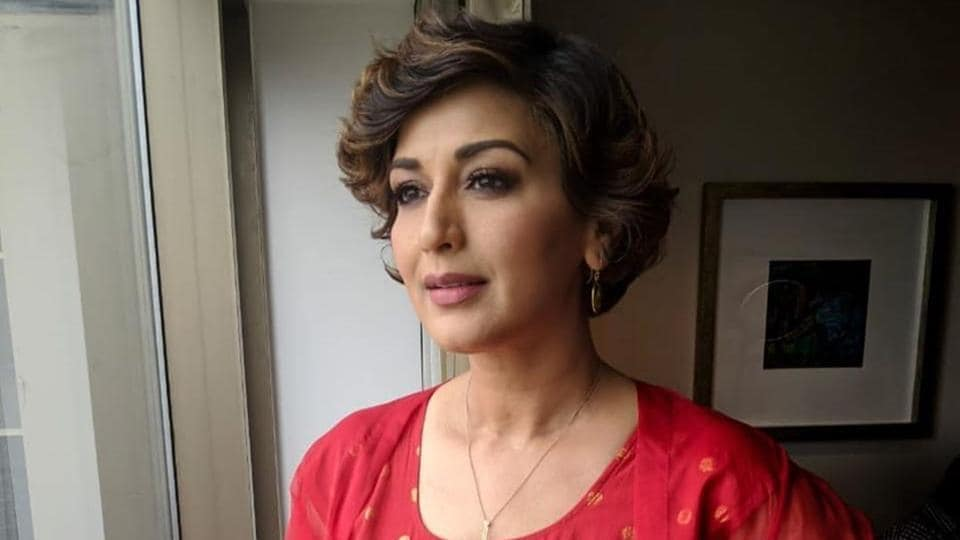 Sonali Bendre has said she is worried about the future of her child after recent attacks on educational institutions.