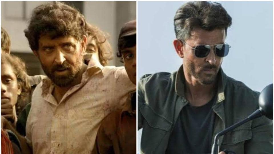 Both of Hrithik Roshan's releases in 2019 - Super 30 and War - hit the bull's-eye at the box office.