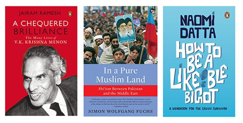 A compelling biography of a controversial figure, a look at Shi'ism in Pakistan, and witty essays are on the reading list this week.