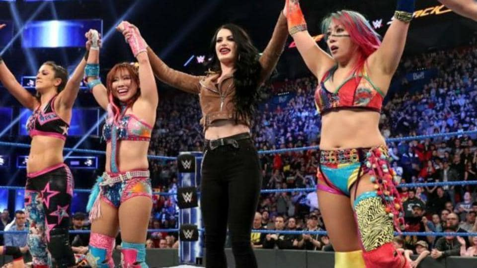 Two major female superstars can leave WWE in 2020.