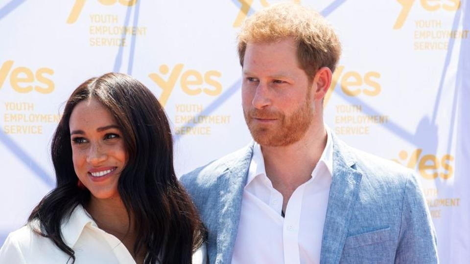 Britain's Prince Harry and his wife Meghan, the Duke and Duchess of Sussex, have decided to spend more time in North America after 'stepping back' as senior royals.