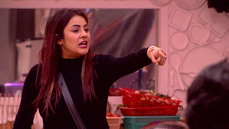 Shehnaaz Gill fought with Mahira Sharma and Paras Chhabra for not doing their share of household chores.